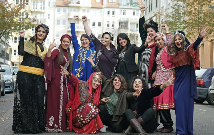 Women's Music in Iran - Lecture & Screening by Yalda Yazdani