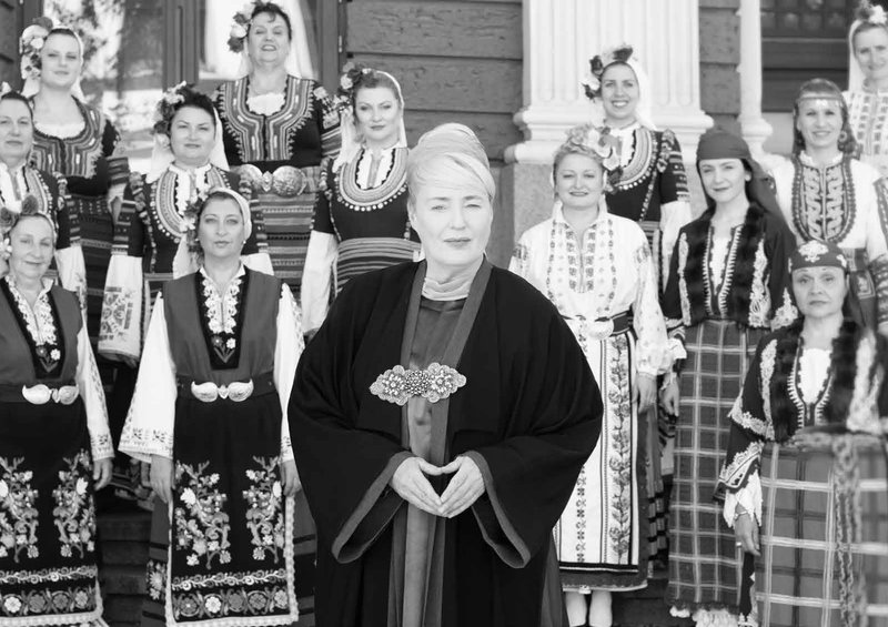 THE MYSTERY OF THE BULGARIAN VOICES feat. LISA GERRARD (BU/AU)