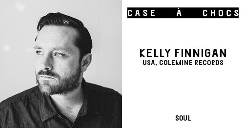 Kelly Finnigan /// Soul, USA