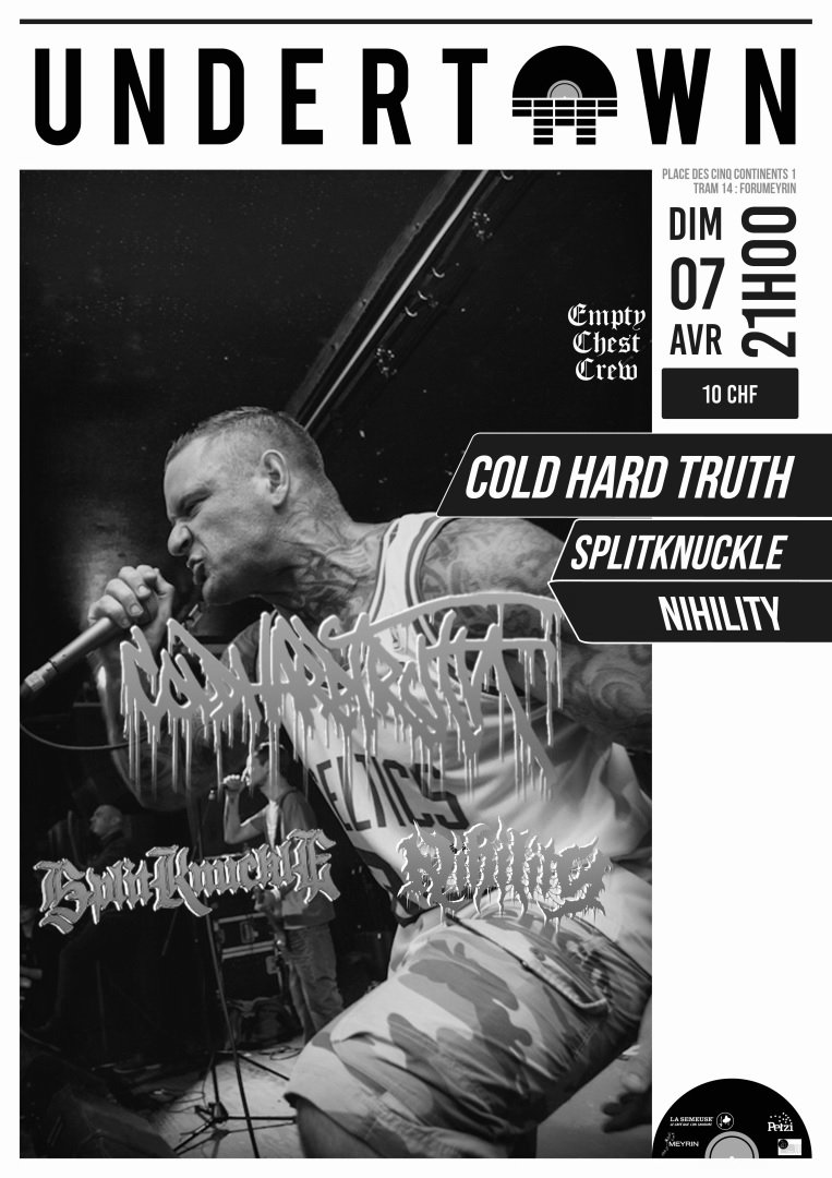COLD HARD TRUTH / SPLITKNUCKLE / NIHILITY