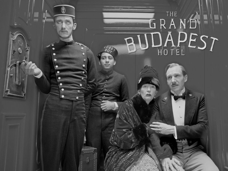 Gartenkino: The Grand Budapest Hotel [USA/2014]