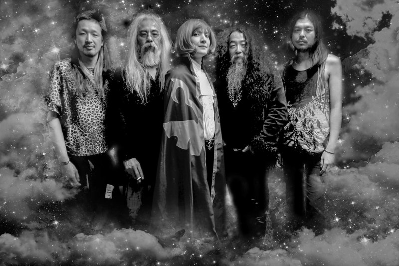 ACID MOTHERS TEMPLE & THE MELTING PARAISO U.F.O. (JP) + ZAYK (CH) + EXMOOR (CH)