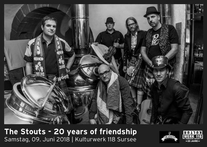 The Stouts - 20 Years of Friendship
