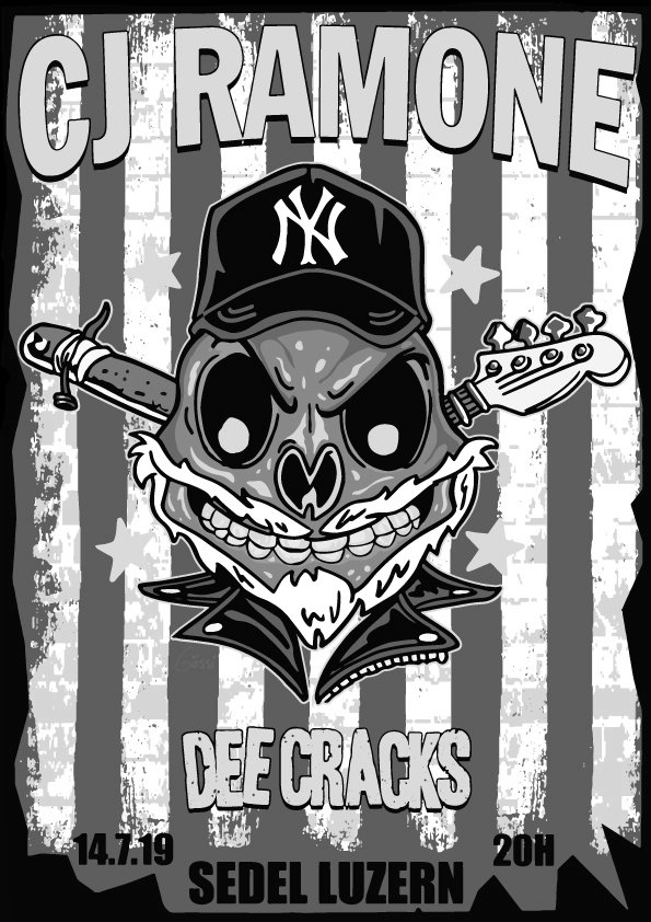 CJ Ramone | DeeCracks