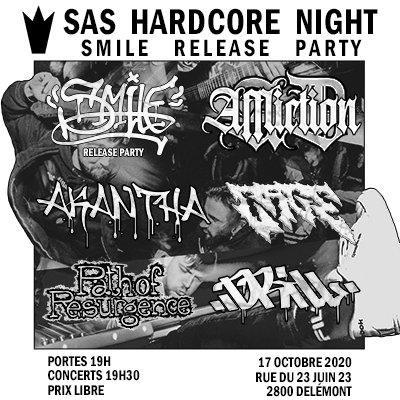 SAS HARDCORE NIGHT!