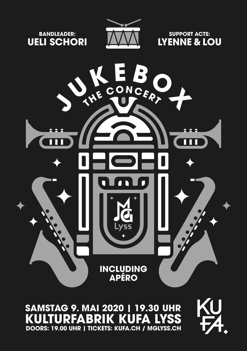 Jukebox - The Concert