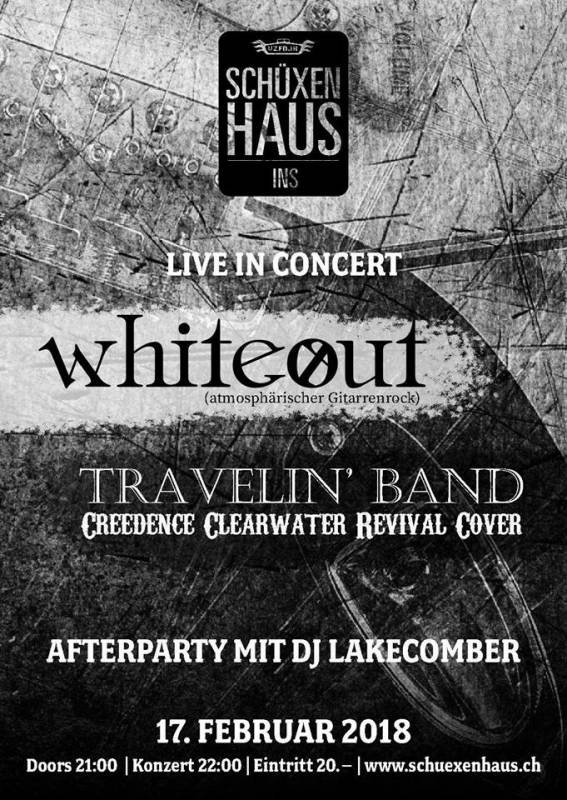 Whiteout & Travelin' Band