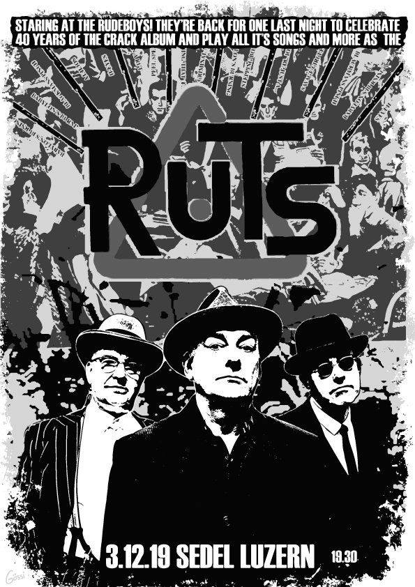 Ruts DC (GB) | Support