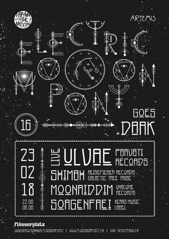 Electric Moonpony 16 - Goes Dark