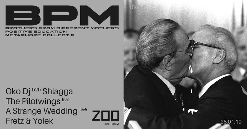 Le Zoo invite : BPM