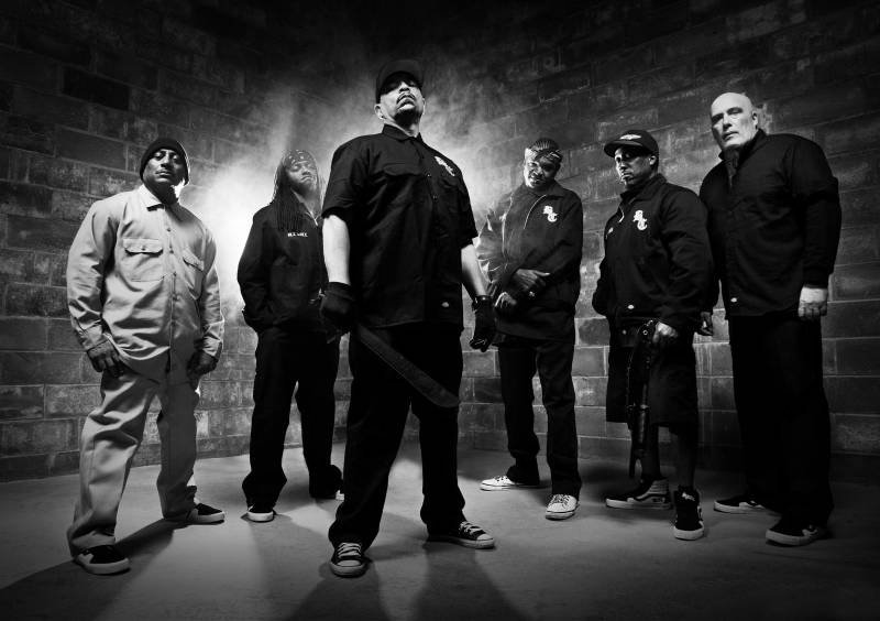 BODY COUNT Feat. ICE-T (US) + POWERSTROKE (BE)