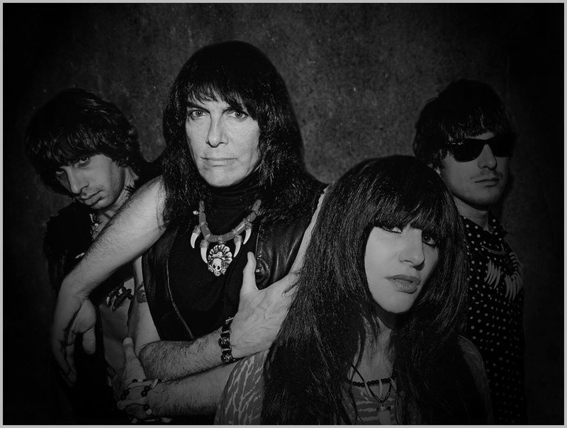 The Fuzztones - The Revox - Les Envahisseurs - DJ Brother Pantichrist