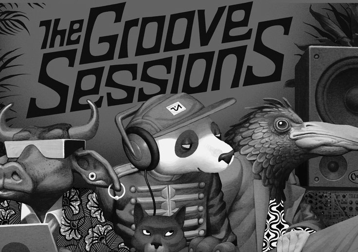 The Groove Sessions Live: Chinese Man + Scratch Bandits Crew + Baja Frequencia