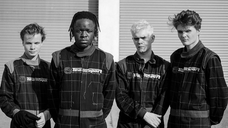 Black Midi (UK) + Support: District Five (CH) - SOLD OUT
