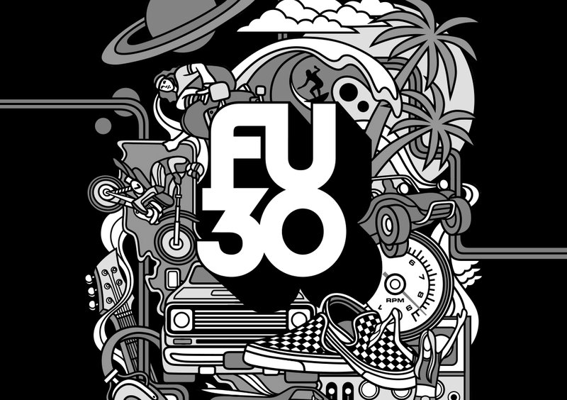 Fu Manchu - 30th Anniversary Tour