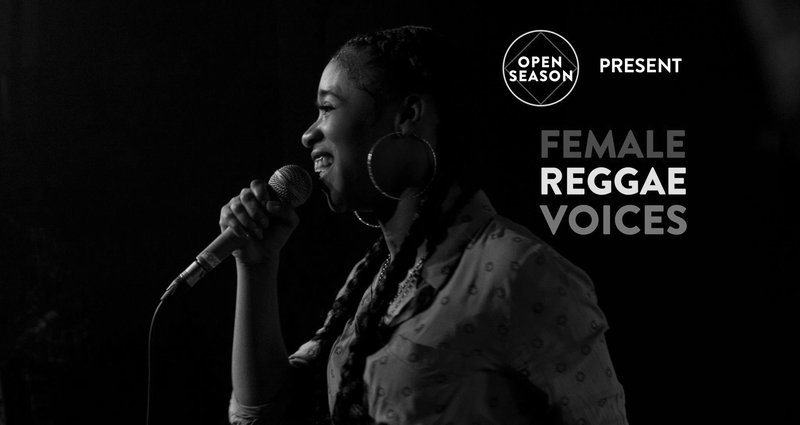 Open Season presents: Female Reggae Voices | Bern | Rössli Bar