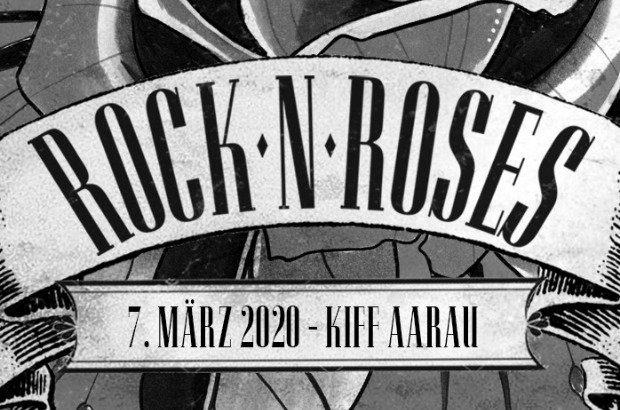 ROCK'N'ROSES - Die Rockparty