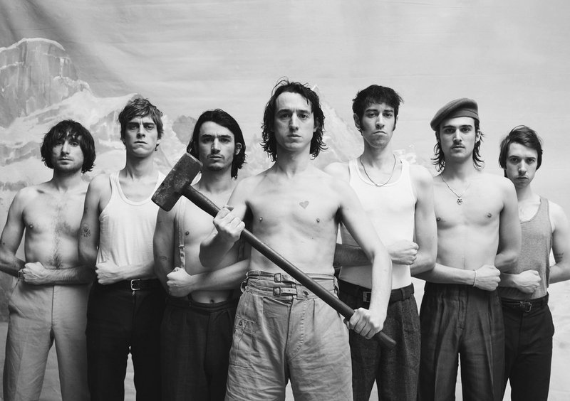 FAT WHITE FAMILY (UK) + PUTS MARIE (CH)