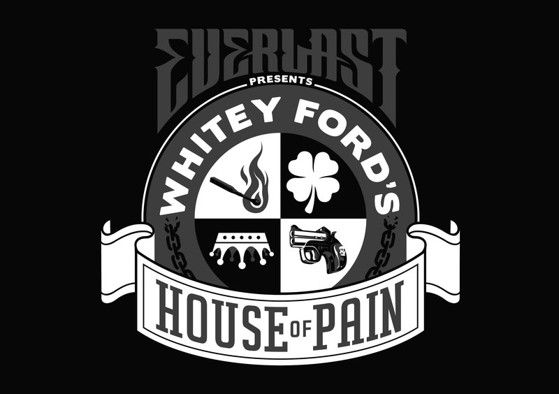 EVERLAST (US) - PRESENTS WHITEY FORD'S HOUSE OF PAIN