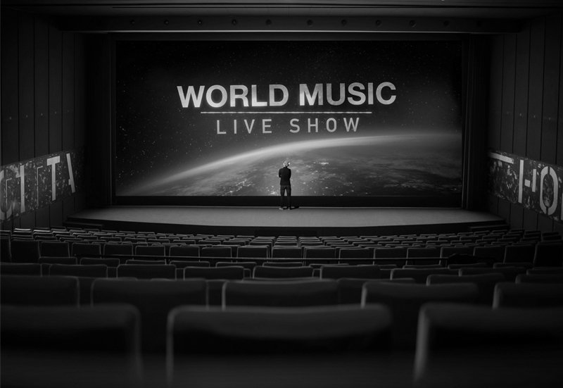 Cee-Roo (CH) - World Music - Live Show, Performance Audiovisuelle Live au Rex + After au Nouveau Monde