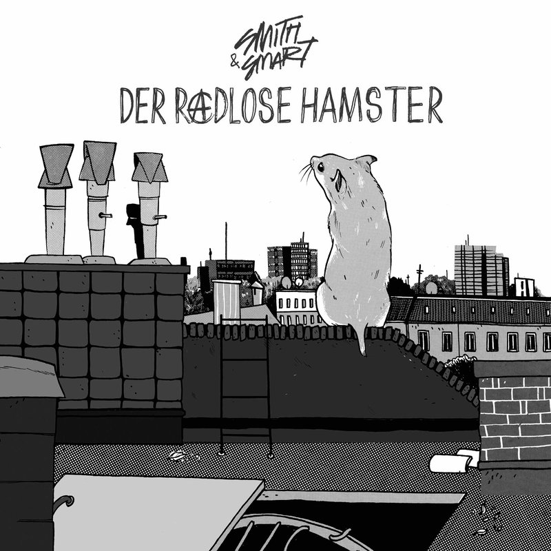 "Smith & Smart mit album ""der radlose hamster"""