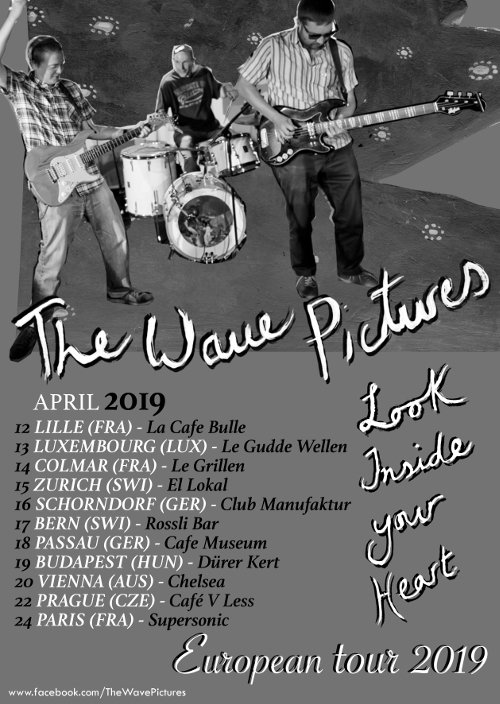 THE WAVE PICTURES & FLOORBROTHERS