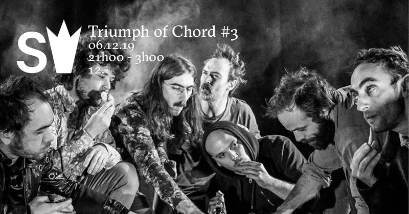 triumph of chords #3 | PinioL + Archipel
