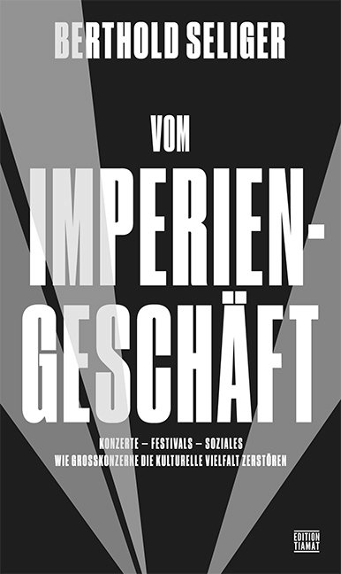 Berthold Seliger Lecture Show «Vom Imperiengeschäft»