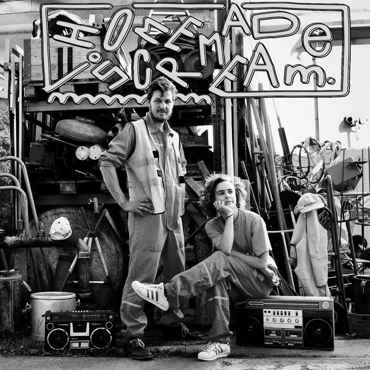 Home Made Iscream [ch/nd] /w Donattt [ch/bs]