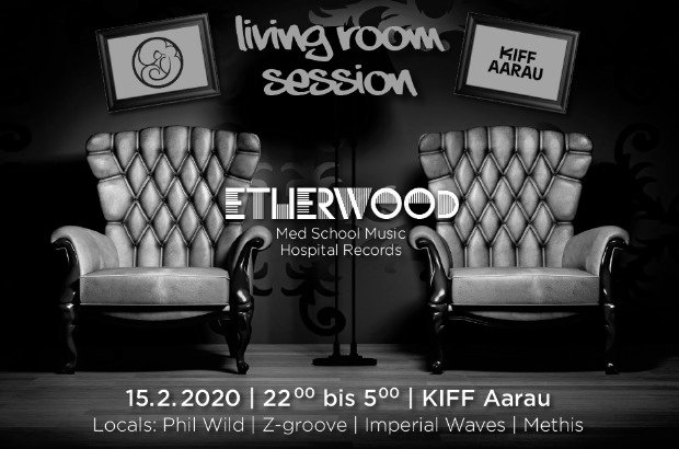 Living Room Session - mit Etherwood (UK)