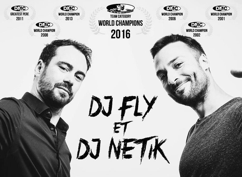Scratch Masters Fight | DJ Netik & DJ Fly, DJ R3, DJ Reddrum