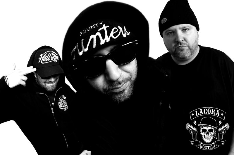 LA COKA NOSTRA (USA) + support