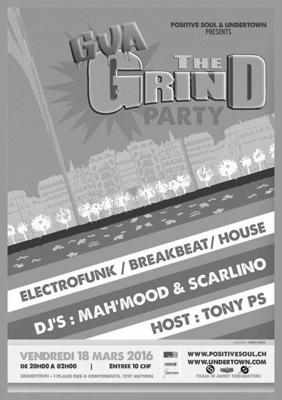 Gva the Grind Party
