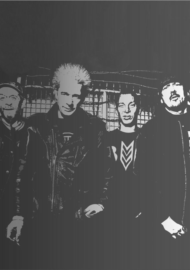 GBH (punk legend, UK) + The Damn Givers (punk, CH)