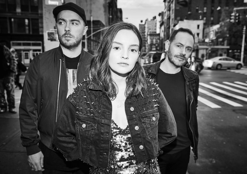 CHVRCHES + LET'S EAT GRANDMA (UK)