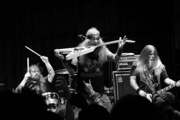 SAINT VITUS (US) + TELEPATHY (US)