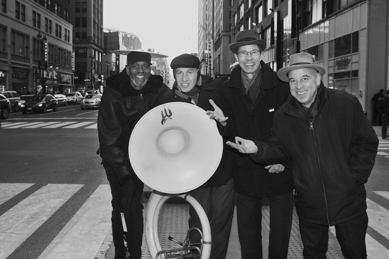 Ray Anderson's Pocket Brass Band feat. Steven Bernstein