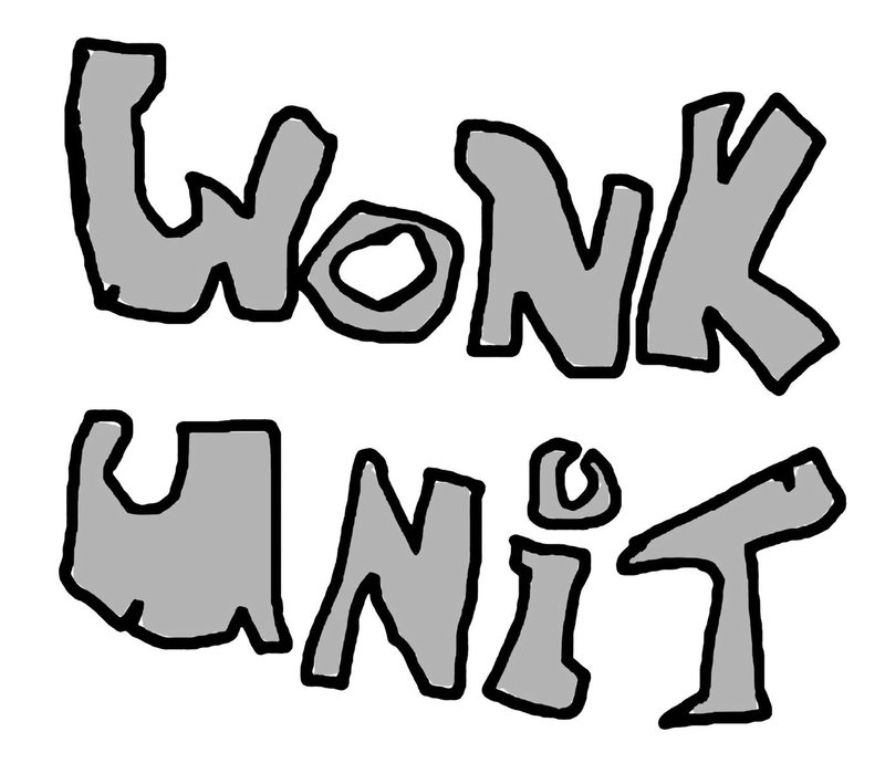 WONK UNIT / Support Chlepfmoscht