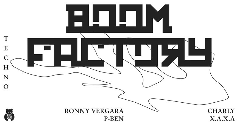 BOOM FACTORY I techno
